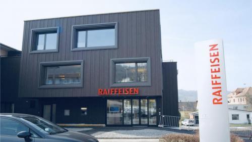 Raiffeisenbank, Fislisbach