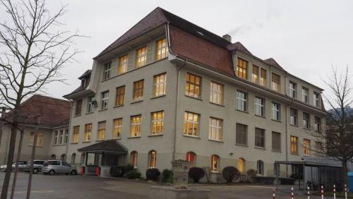 Schulhaus Mühlematt, Trimbach